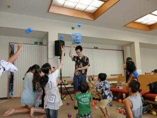ゲーム大会&かき氷パーティー