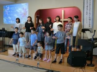 宣教59周年記念礼拝
